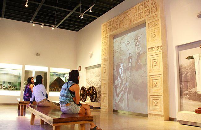 Museo gran museo del mundo maya de m rida for Servicios escolares arquitectura